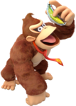 Donkey Kong Artwork - Donkey Kong Country Tropical Freeze