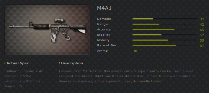 Ava m4a1
