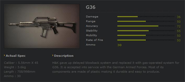 Ava g36