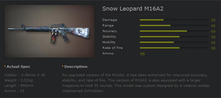 Ava leopardm16a2