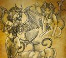 Llave a los infiernos — Guía de invocaciones demoníacas
