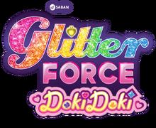 GlitterForceDokiDokiLogoSabran