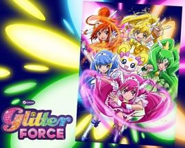 GlitterForce Poster