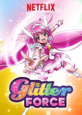 Glitter Force Netflix S1-V1