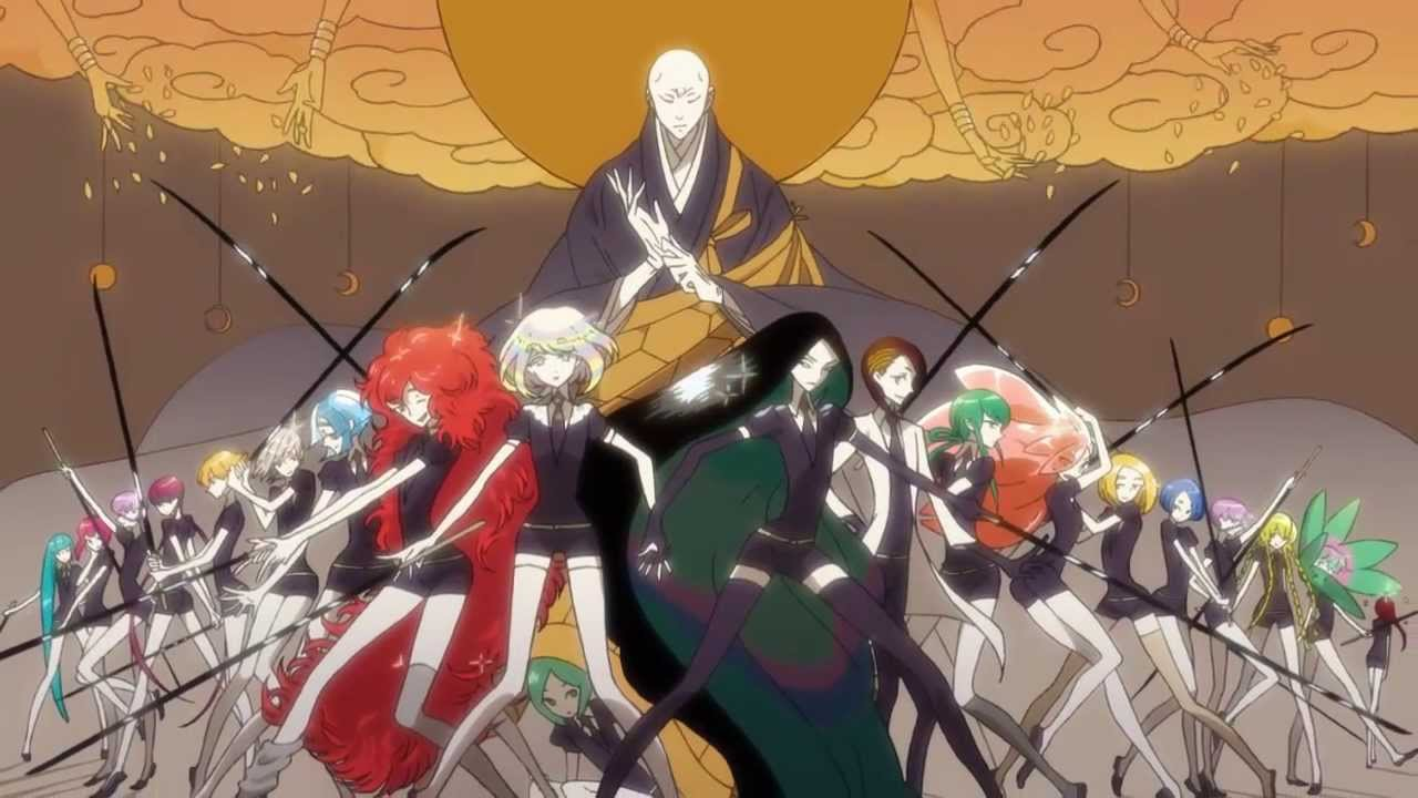 Houseki No Kuni Serien Stream