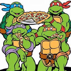 As Tartarugas Ninja Wiki Infancia Fandom