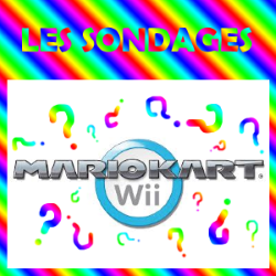 Les sondages Mario Kart Wii 250
