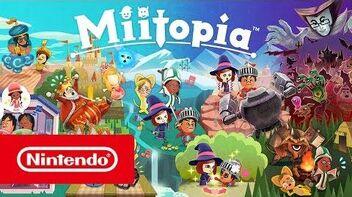 Miitopia - Tráiler de lanzamiento (Nintendo 3DS)