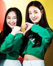 TaeWoo Taeha Yeonwoo