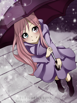 Art trade lily stand by lydia fullbuster-d94ntf8