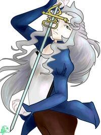 Tris y espada