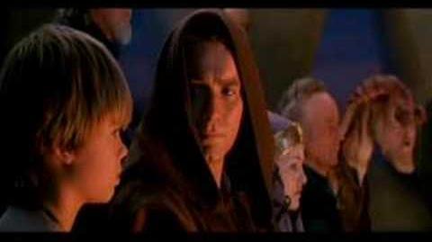 Star Wars Episode 1 The Phantom Menace Trailer