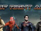 Sense of Right Alliance (Earth-20031567)