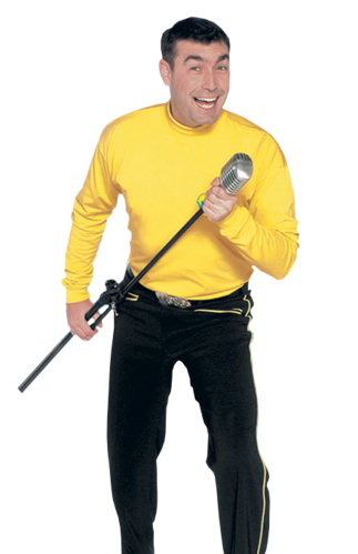 The Wiggles Greg Wiki