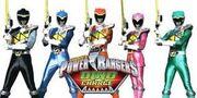 The Dinocharge Rangers