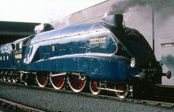 I-196ff81068096eff26ceb71c143dfe87-Mallard locomotive