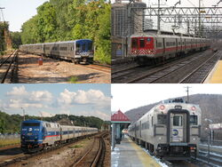 Sampler of Metro-North services