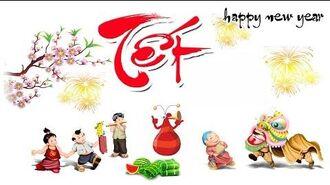 Chúc mừng năm mới - Xuân Đinh Dậu