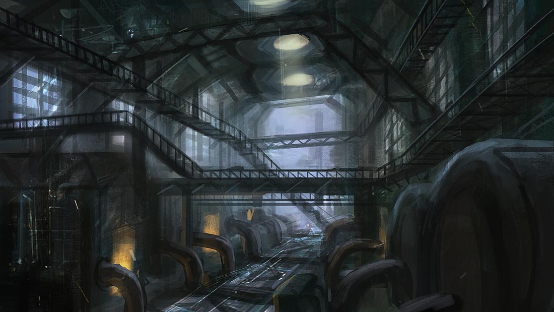 Boiler Room By E Mendoza Dicz Jpg