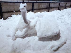 Снеговик Перн