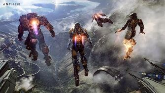 Anthem Official Gameplay