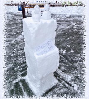Снеговик Викии вики
