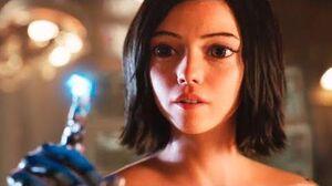 Алита Боевой ангел — Русский трейлер 2 (2019)