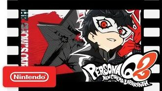 Persona Q2 New Cinema Labyrinth - Launch Trailer