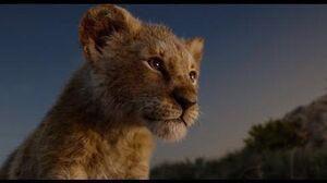 Король Лев - официальный трейлер