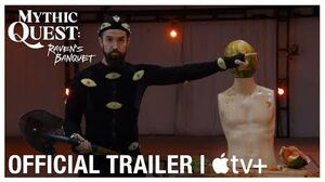 Mythic Quest Raven's Banquet — Apple TV Official Trailer Ubisoft NA