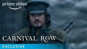 Carnival Row - Featurette Philo's Story (Official Prologue) Prime Video