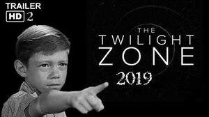 The Twilight Zone 2019 Trailer 2