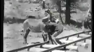 أول قطار بالعالم The first train in the world