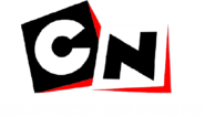 Cartoon Network 2004 White text red