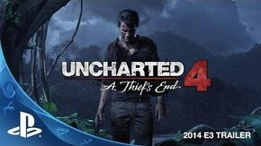 Uncharted 4 A Thief's End E3 2014 Trailer