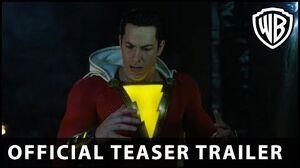 Shazam! - Official Teaser Trailer - Warner Bros