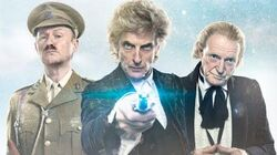 Doctor Who Christmas Special 2017 Twice Upon A Time - Trailer