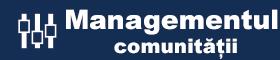 Managementul comunității