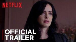 Marvel's Jessica Jones Season 3 Trailer Netflix