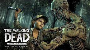 The Walking Dead The Final Season - E3 2018 Teaser Trailer