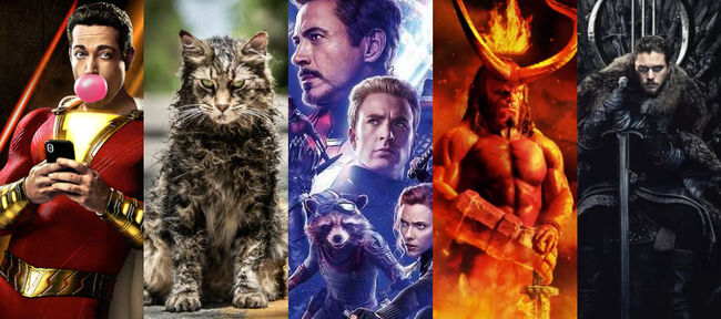 Movies april 19