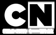 Cartoon Network white letter logo jk