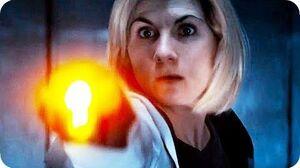 Doctor Who Season 11 Trailer Comic Con (2018) BBC Series