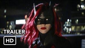 Batwoman (The CW) Premiere Trailer HD - Ruby Rose superhero series