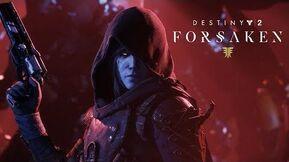 Destiny 2 Forsaken – Legendary Collection Trailer