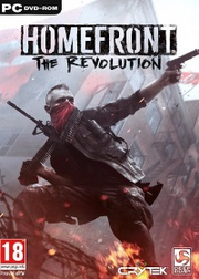 Homefront The Revolution cover