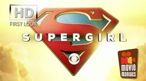 Supergirl official First Look trailer (2015) Melissa Benoist
