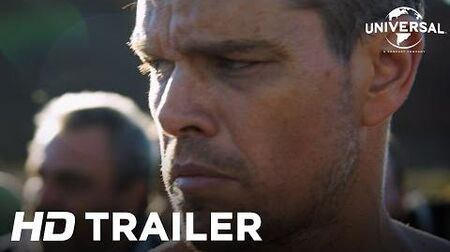 Jason Bourne 2016 Trailer 1