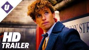 Fantastic Beasts The Crimes of Grindelwald - Official Comic-Con Trailer SDCC 2018