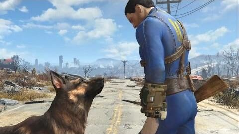 Fallout 4 Trailer - Official Trailer 2015 (HD)